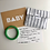 Thumbnail: BABY greeting postcard with handwritten message