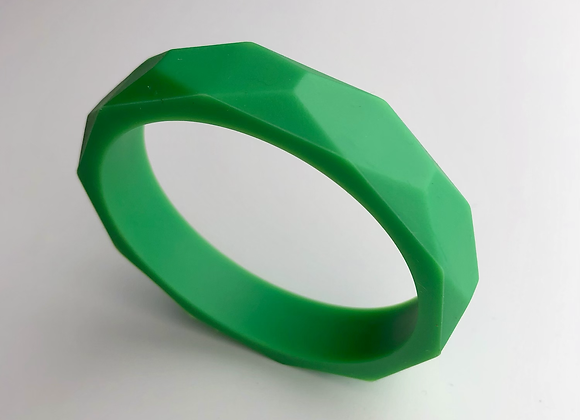 Apple Green teething bangle