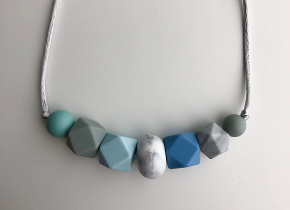 Geo Mix No.5 Teething Necklace