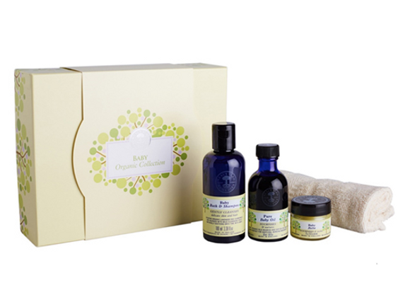 Neals Yard Baby Organic Collection