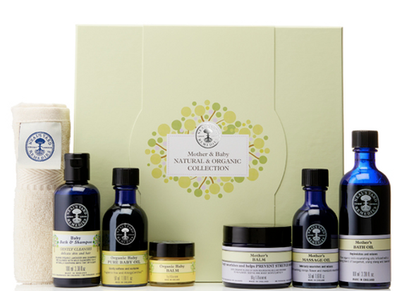 Neals Yard Mother & Baby Organic Collection