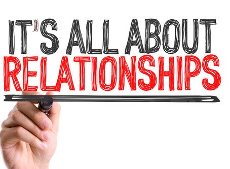 relationships and stuff...