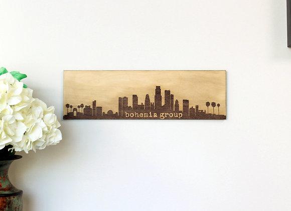 LA Skyline Sign