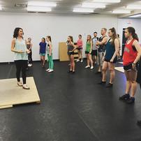 We love having Katelyn Harris teaching w