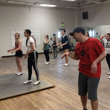 Adv Pro class with Nick Dinic! #lrtapfes