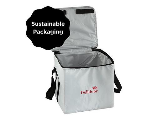 Reusable Cooler Bag for unattended deliveries