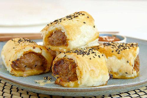 Sausage rolls, serves 1