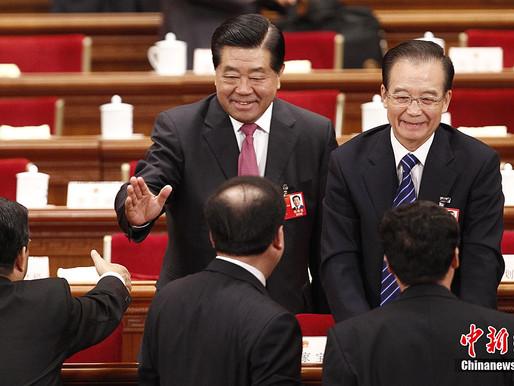 是哪位老领导给习写的劝诫信?温家宝和贾庆林联名上书,试图劝诫习下台
