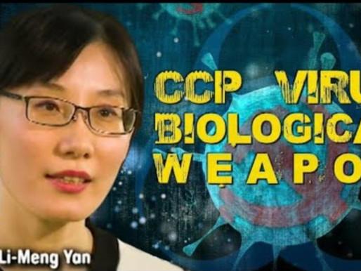 闫丽梦博士科学第二份报告震撼发布!