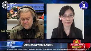 闫丽梦博士:对中共而言这个病毒就是其生化超限战的一部分