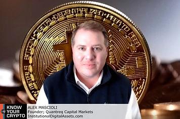 Alex Mascioli Know Your Crypto Podcast 1