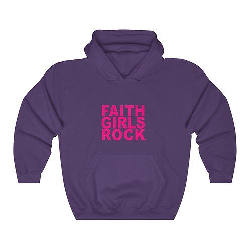 Faith Girls Rock Heavy Blend™ Hooded Sweatshirt