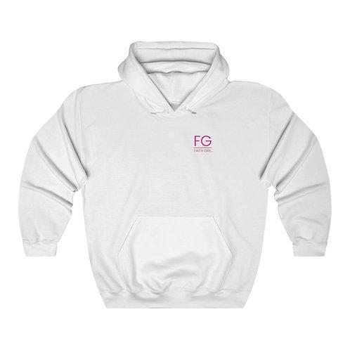 Faith Girl Noun Heavy Blend™ Hooded Sweatshirt