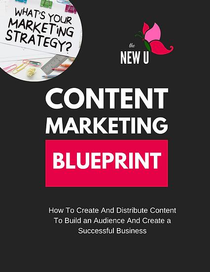 The New U Content Marketing Blueprint