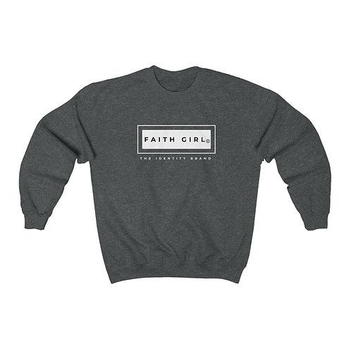 Faith Girl The Identity Brand Heavy Blend™ Crewneck Sweatshirt
