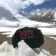 BOTZ Kit in snow