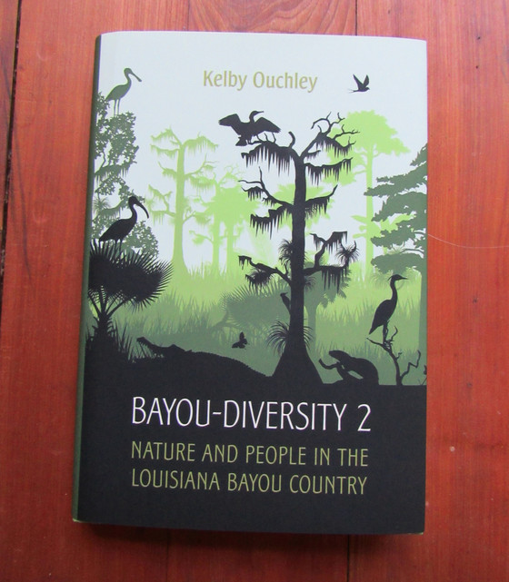 Bayou-Diversity 2 book is hot off the press!