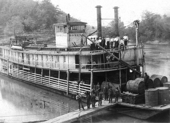Bayou Steamboats