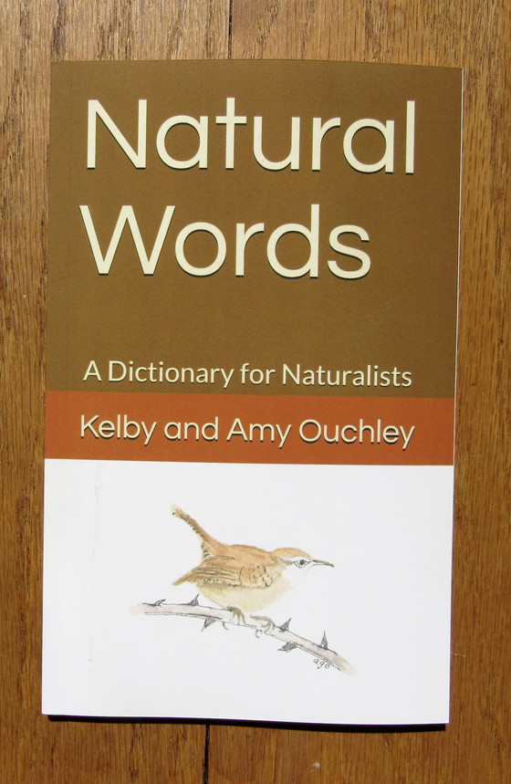 Natural Words - A Dictionary for Naturalists