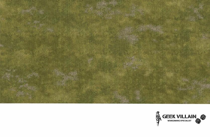 Geek Villain Games 6x4 Grass Mat