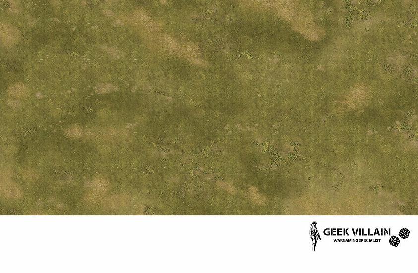 Geek Villain Games 6x4 Autumn Fields Mat