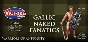Gallic Naked Fanatics