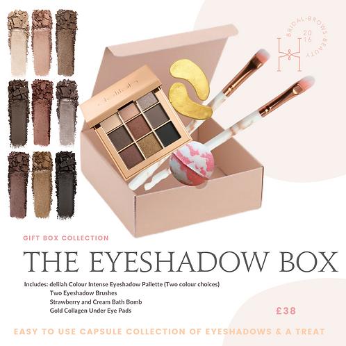 The Eyeshadow Box