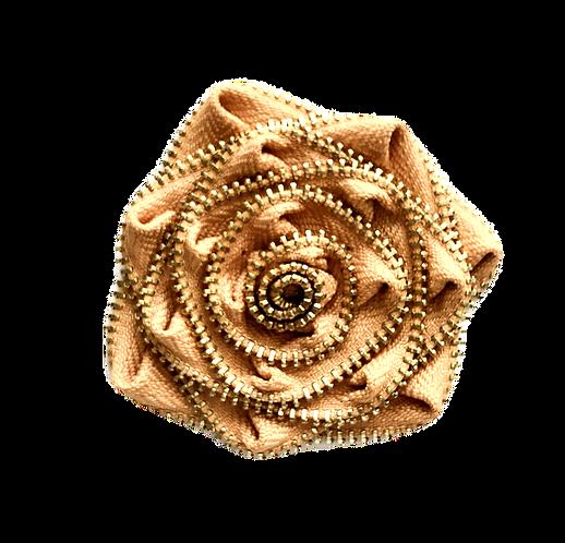 Golden Sunshine Flower Pin