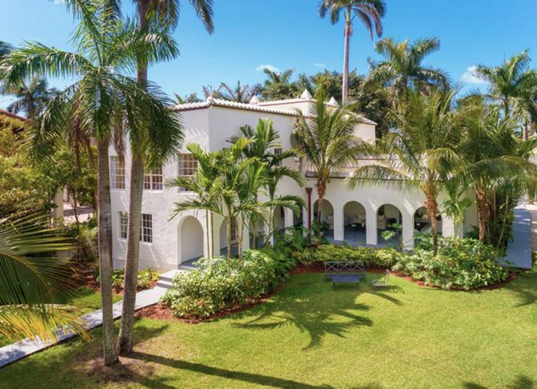 93 Palm | Al Capone's Mansion