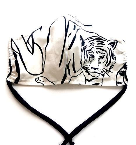 Leopard & Tiger