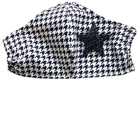 Houndstooth Star