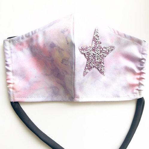 Lavender Fields Tie Dye