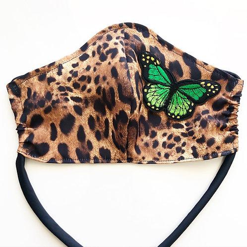 Silk Leopard Lux Butterfly
