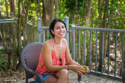 Host at Dos Aguas, Carla Arraiza