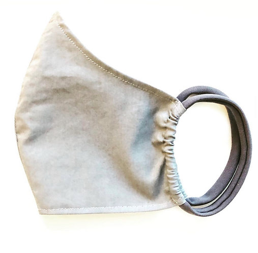 Solid Color Ear Loop Face Covers