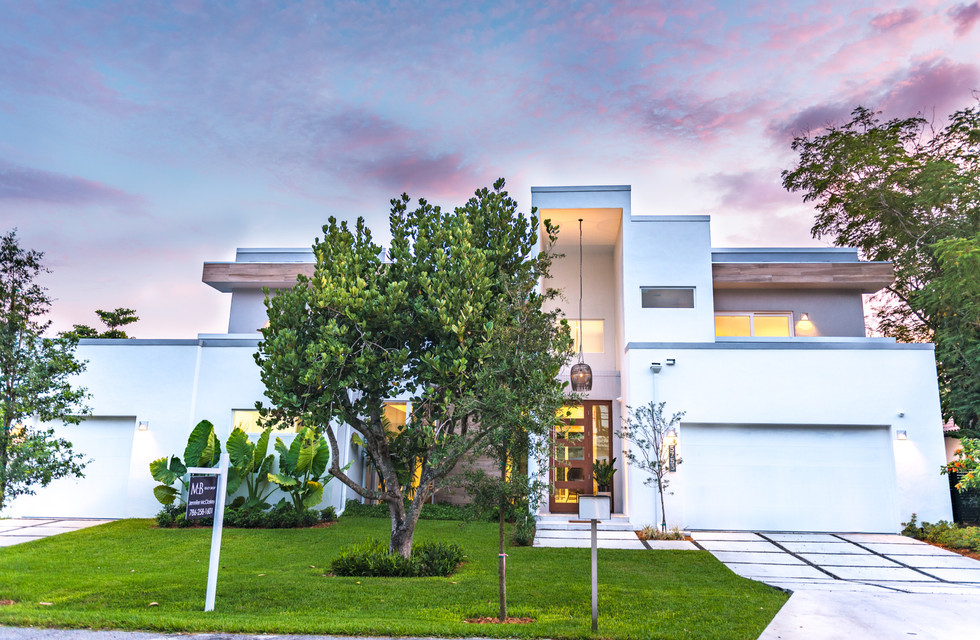 Fabulous new LEED certified construction designed for modern family living.