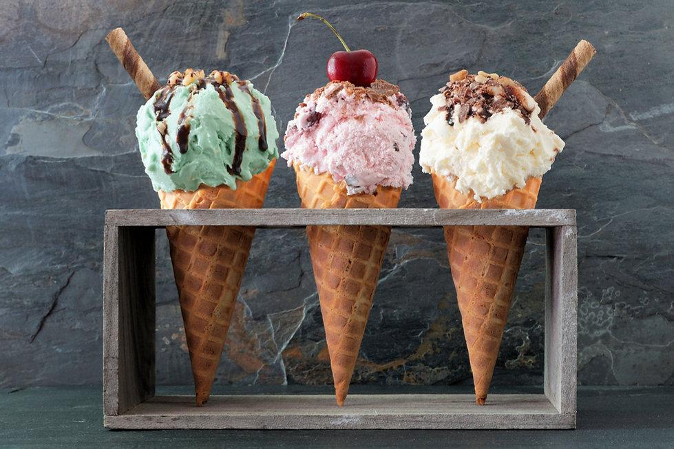 Glace Ice Cream Eiscreme