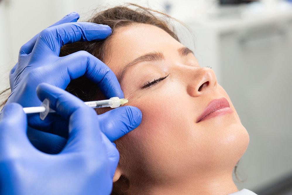 Medizinische Faltenbehandlung - Babor Beauty SPA