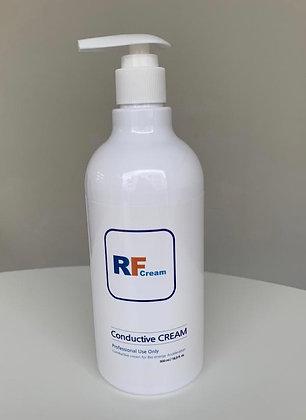 Radiofrequenz-Creme für Wärmebehandlungen