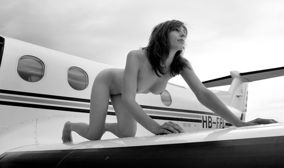 Art on Air - Aktfotos