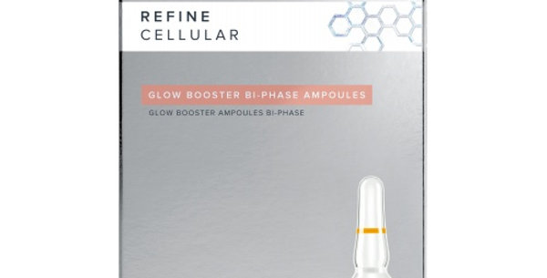 Glow Booster Bi-Phase Ampoules