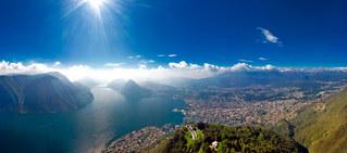Monte Brè Lago di Lugano