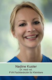Dr. Nadine Kuster