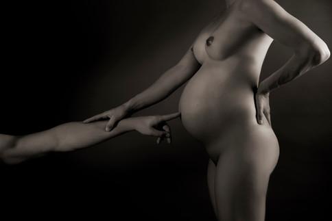 Aktfotos Schwangerschaftsfotos - Andy Hunger - Andy Hunger