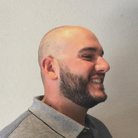 Beard Trim by Diodato