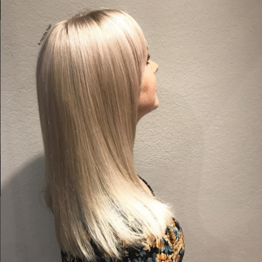 The perfect blonde for that Bridget Bardot inspriation! Thanks for coming all the way from Toronto to see us!