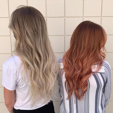 Roommate hair date