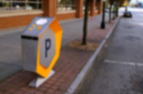parking kiosks
