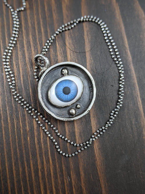 Volva Eye Necklace