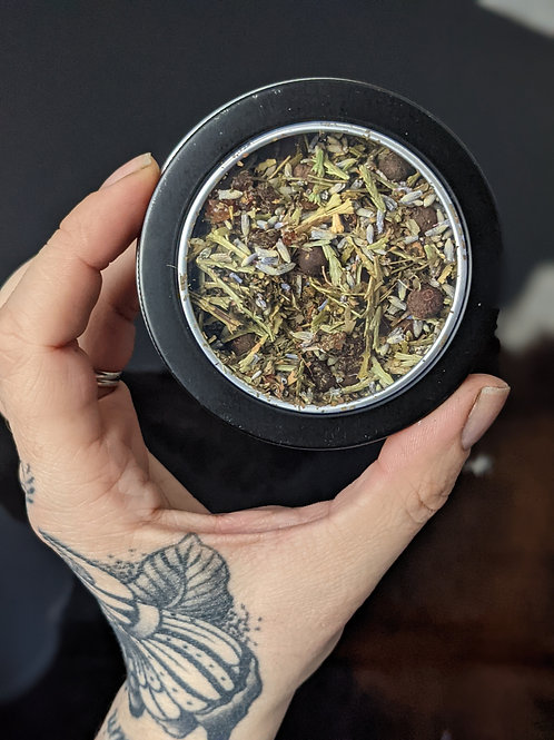 Ritual Incense : House Blend of Lavender and Cedar